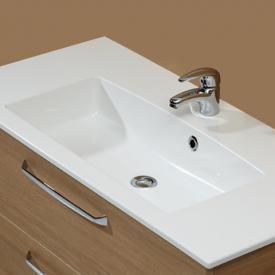 Artiqua 822 Mineralmarmor-Waschtisch B: 107 T: 50 cm