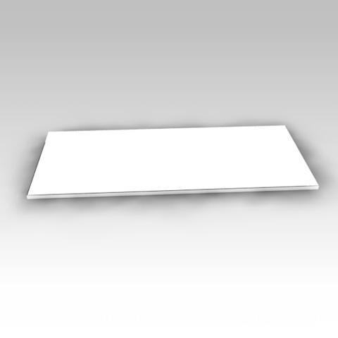 Artiqua 400 Abdeckplatte Glas optiwhite