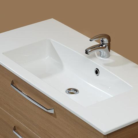 Artiqua 822 Mineralmarmor-Waschtisch