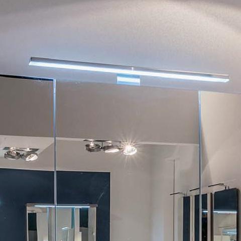 spiegelschrank aufsatzleuchte bestseller shop f r m bel und einrichtungen. Black Bedroom Furniture Sets. Home Design Ideas