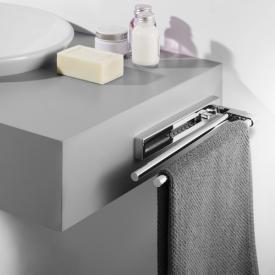 Avenarius Handtuchhalter ausziehbar 495 mm 2-fach