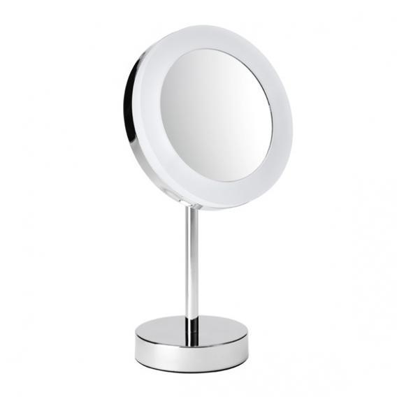Avenarius Kosmetikspiegel Standmodell, 5-fach Vergrößerung