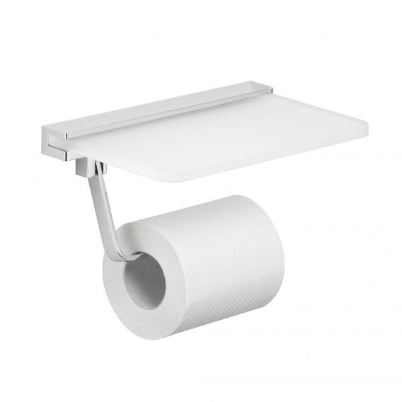 Avenarius Papierhalter mit Glasablage