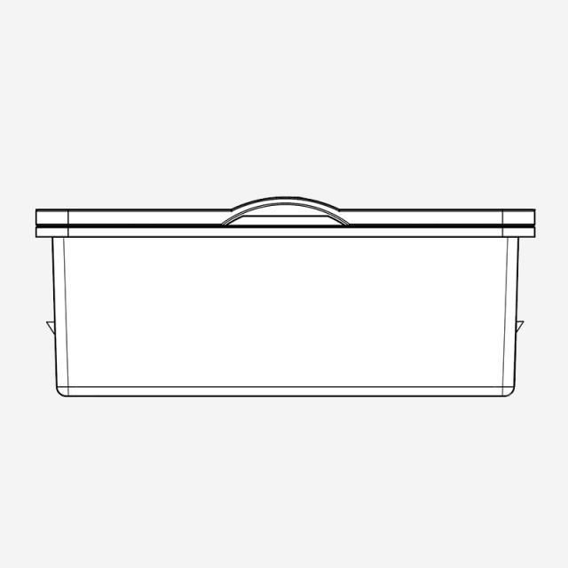 Avenarius Ersatzbehälter
