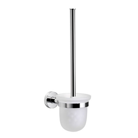 Avenarius Serie 200 Toilettenbürstengarnitur chrom