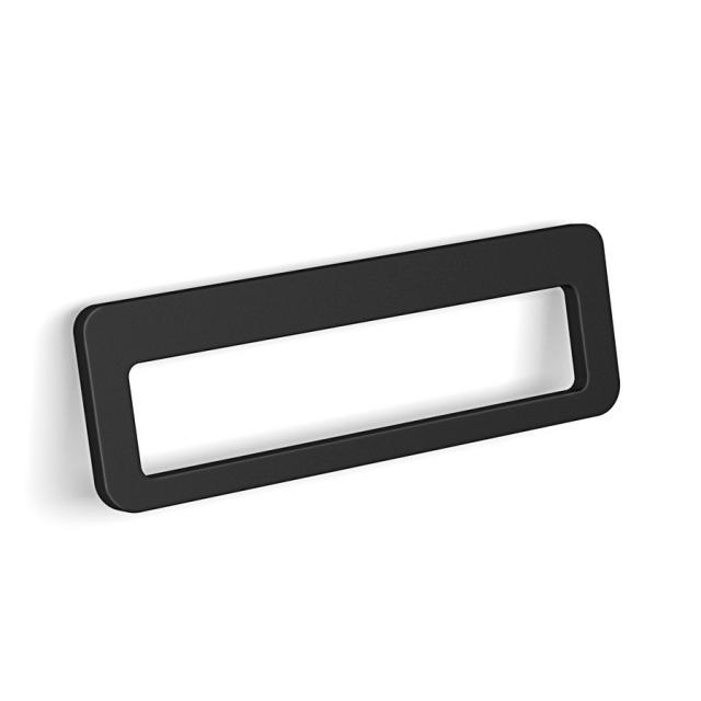 Avenarius Serie 480 Handtuchring schwarz matt