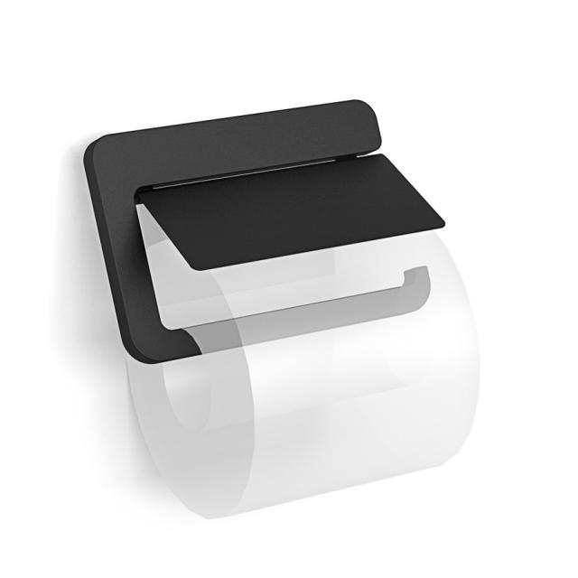 Avenarius Serie 480 Papierhalter mit Deckel schwarz matt