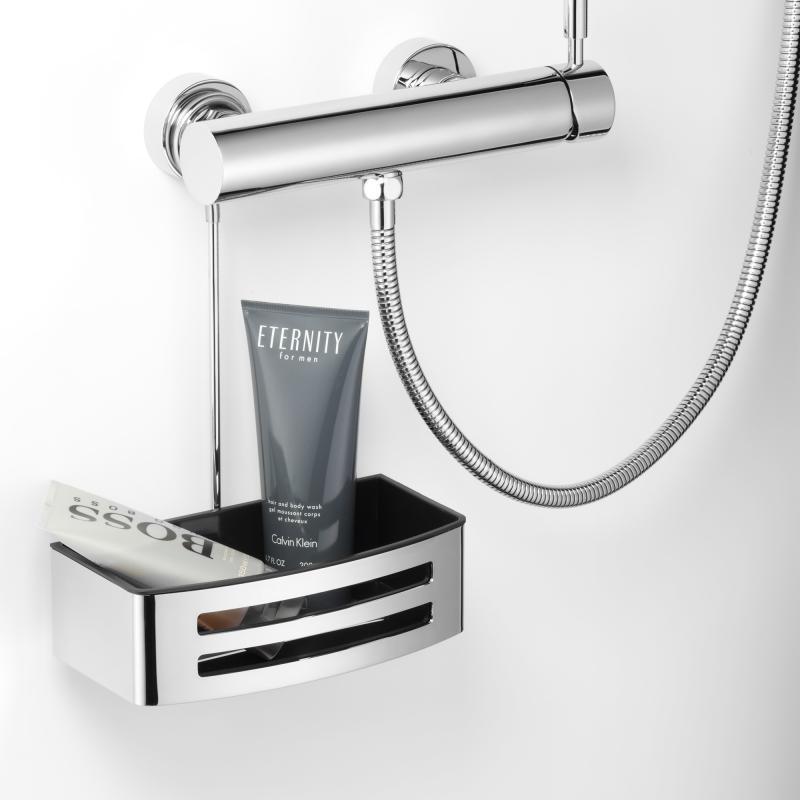 avenarius duschkorb zum einh ngen 9014040010 reuter. Black Bedroom Furniture Sets. Home Design Ideas