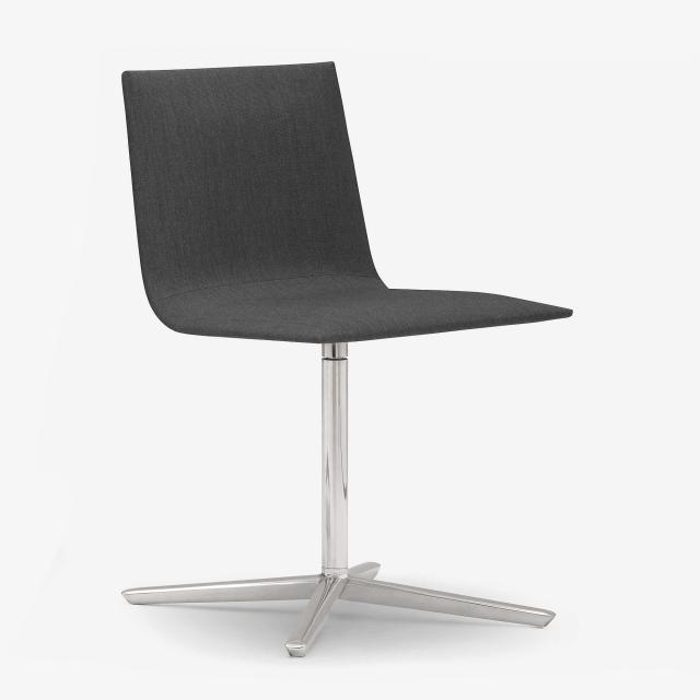 Andreu World Lineal Corporate Stuhl, Stoff