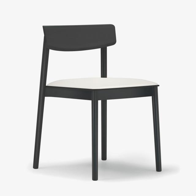 Andreu World Smart Stuhl, Echtleder