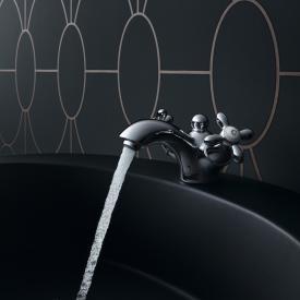 AXOR Carlton Zweigriff-Waschtischarmatur 60 mit Ablaufgarnitur, chrom