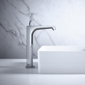 AXOR Citterio E Einhebel-Waschtischmischer 250, für Waschschüsseln chrom, mit Ablaufgarnitur