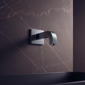 AXOR Citterio Elektronik-Waschtischmischer für Wandmontage Ausladung: 160 mm