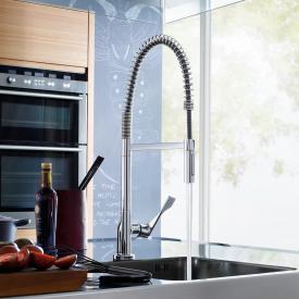 AXOR Citterio Semi-Pro Einhebel Küchenarmatur chrom