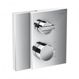 AXOR Edge Thermostat mit Ab- und Umstellventil