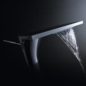 AXOR Massaud Einhebel-Waschtischmischer 110 mit Ablaufgarnitur