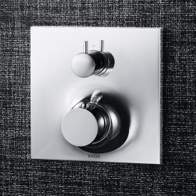 AXOR Massaud Thermostatbatterie mit Ab-/Umstellventil