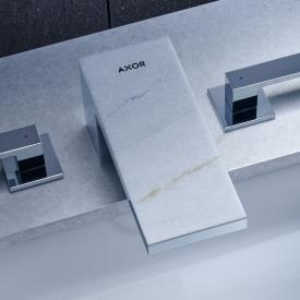 AXOR MyEdition Design-Platte L: 245 mm marmor hell