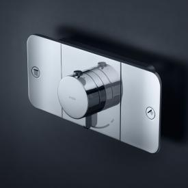 AXOR One Thermostatmodul Unterputz für 2 Verbraucher chrom