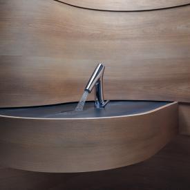 AXOR Starck Organic Elektronik-Waschtischmischer mit Temperaturregulierung, Netzanschluss ohne Ablaufgarnitur