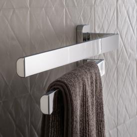 AXOR Universal Accessories Doppel-Handtuchhalter chrom