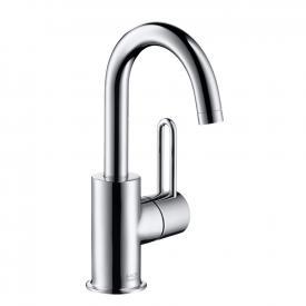 AXOR Uno² Einhebel-Waschtischmischer 160, für Handwaschbecken mit Ablaufgarnitur