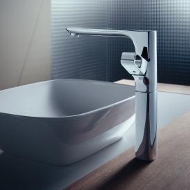 AXOR Urquiola Einhebel-Waschtischmischer 280, für Waschschüsseln mit Ablaufgarnitur