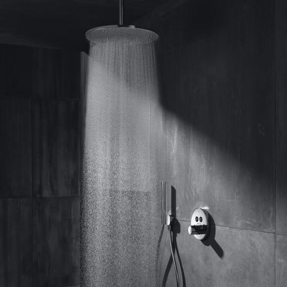 AXOR ShowerSelect Round Thermostat Unterputz für 2 Verbraucher chrom