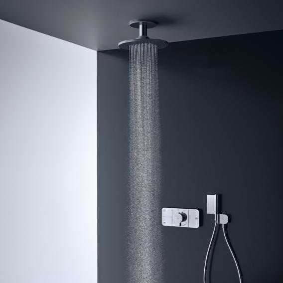 AXOR ShowerSolutions 1jet Kopfbrause mit Deckenanschluss