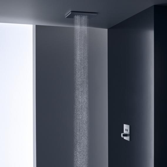 AXOR ShowerSolutions 2jet Kopfbrause zur Deckenmontage chrom