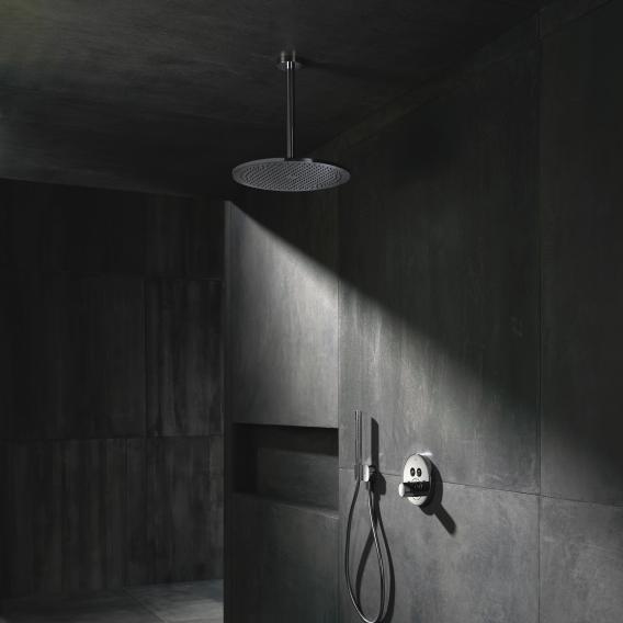 AXOR ShowerSolutions 350 1jet Kopfbrause mit Deckenanschluss chrom