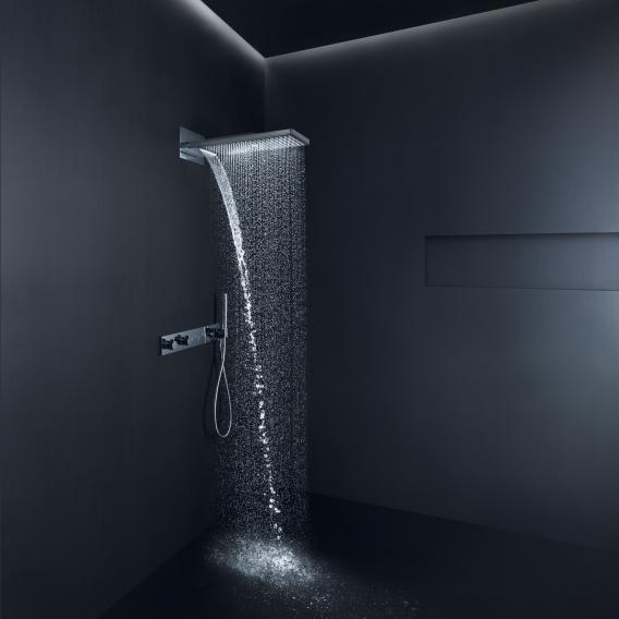 AXOR ShowerSolutions Thermostatmodul Select 600 / 90  für 4 Verbraucher chrom