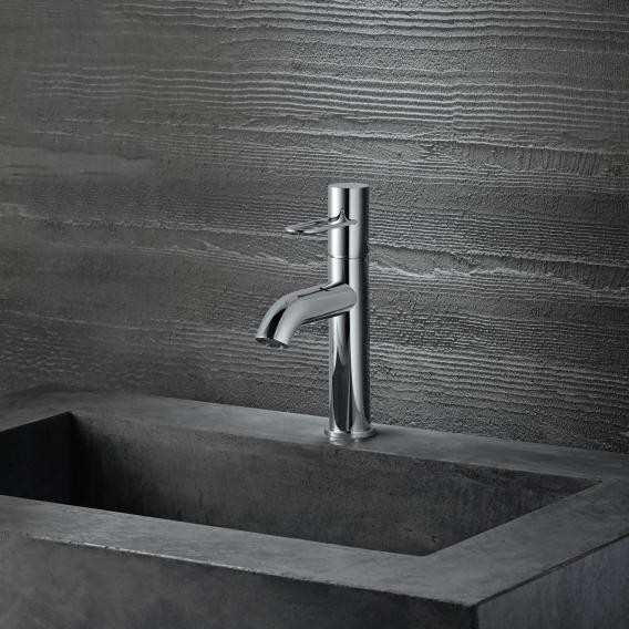 AXOR Uno Einhebel-Waschtischmischer 100, mit Bügelgriff chrom, ohne Ablaufgarnitur