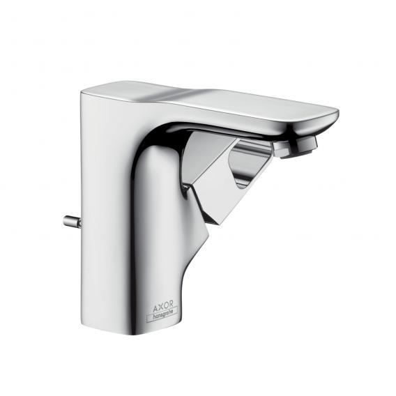 AXOR Urquiola Einhebel-Waschtischmischer 110, für Handwaschbecken mit Ablaufgarnitur
