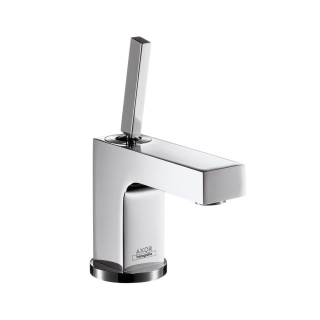 AXOR Citterio Einhebel-Waschtischmischer 80, für Handwaschbecken mit Ablaufgarnitur