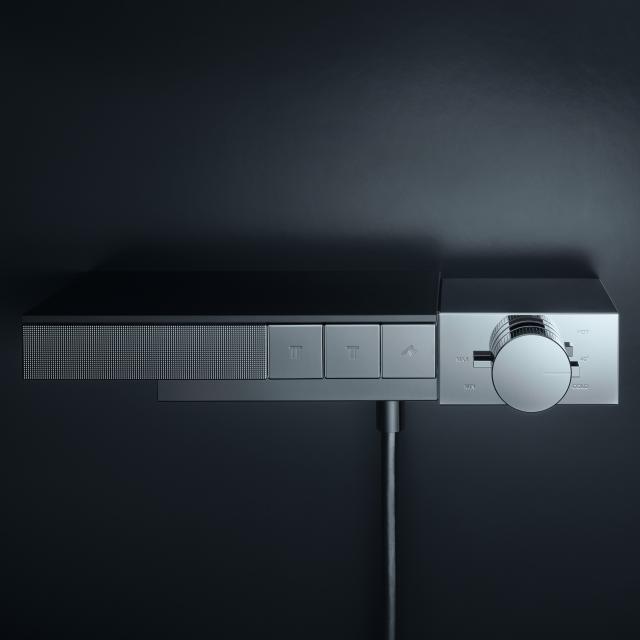 AXOR Edge Brausethermostat für 3 Verbraucher mit Diamantschliff, Auf-/Unterputz