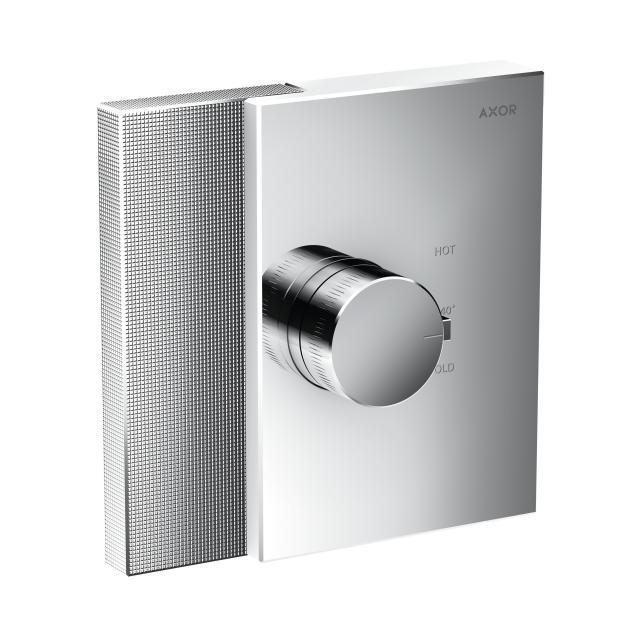 AXOR Edge Thermostat HighFlow mit Diamantschliff