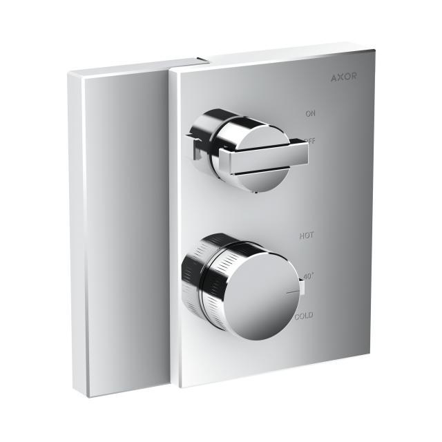 AXOR Edge Thermostat mit Absperrventil