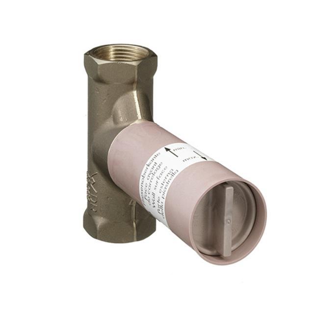 AXOR Grundkörper 52 l/min für Absperrventil, Unterputz Spindel DN15