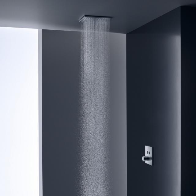 AXOR ShowerSolutions 1jet Kopfbrause zur Deckenmontage chrom