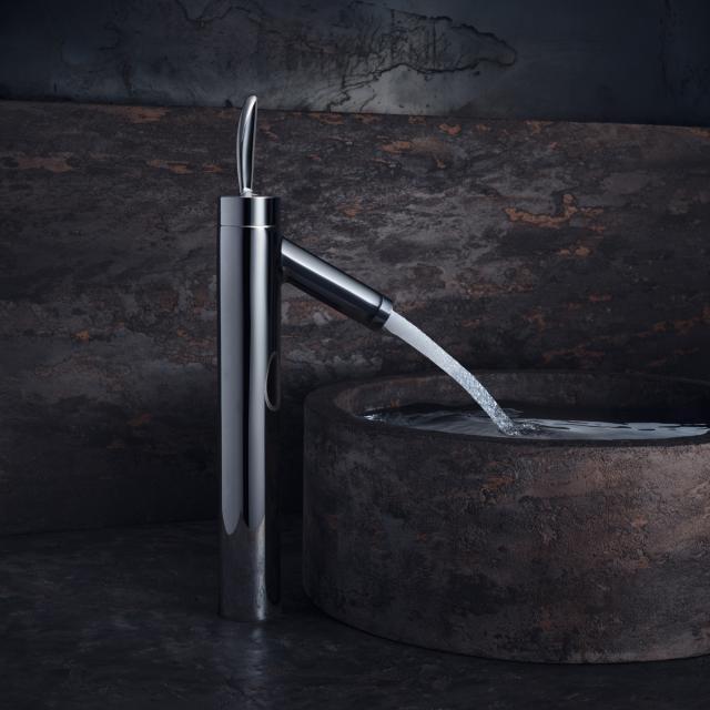 AXOR Starck Classic Einhebel-Waschtischmischer 220, für Waschschüsseln mit Ablaufgarnitur