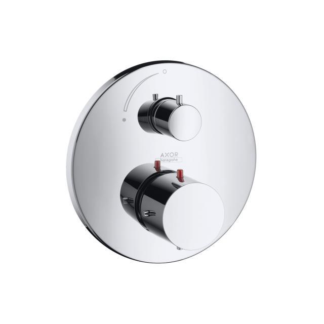 AXOR Starck Thermostat mit Absperrventil, Unterputz