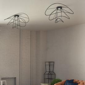Axolight Hoops 3 LED Deckenleuchte