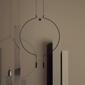 Axolight Liaison LED Pendelleuchte, 2-flammig