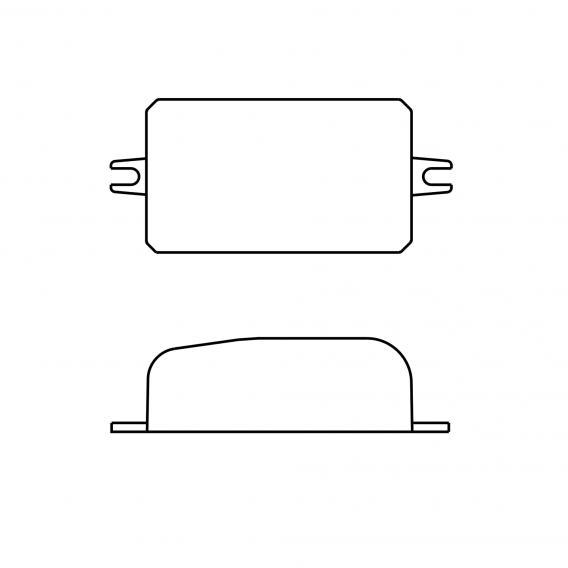 Axolight LED Treiber, nicht dimmbar