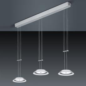 BANKAMP CALLAS LED Pendelleuchte 3-flammig mit Dimmer