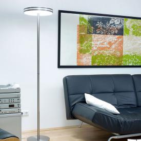 BANKAMP GEM LED Stehleuchte mit Dimmer und CCT