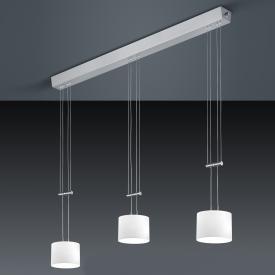 BANKAMP GRAZIA LED Pendelleuchte 3-flammig mit Dimmer