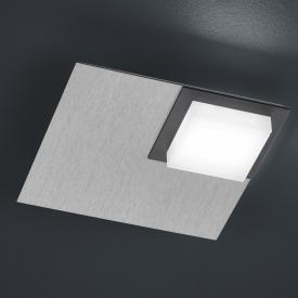 BANKAMP QUADRO LED Deckenleuchte / Wandleuchte 1-flammig mit Dimmer