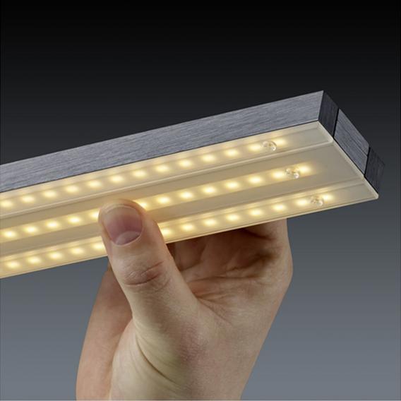 BANKAMP L-lightLINE up & down LED Pendelleuchte mit Vertical Dimm